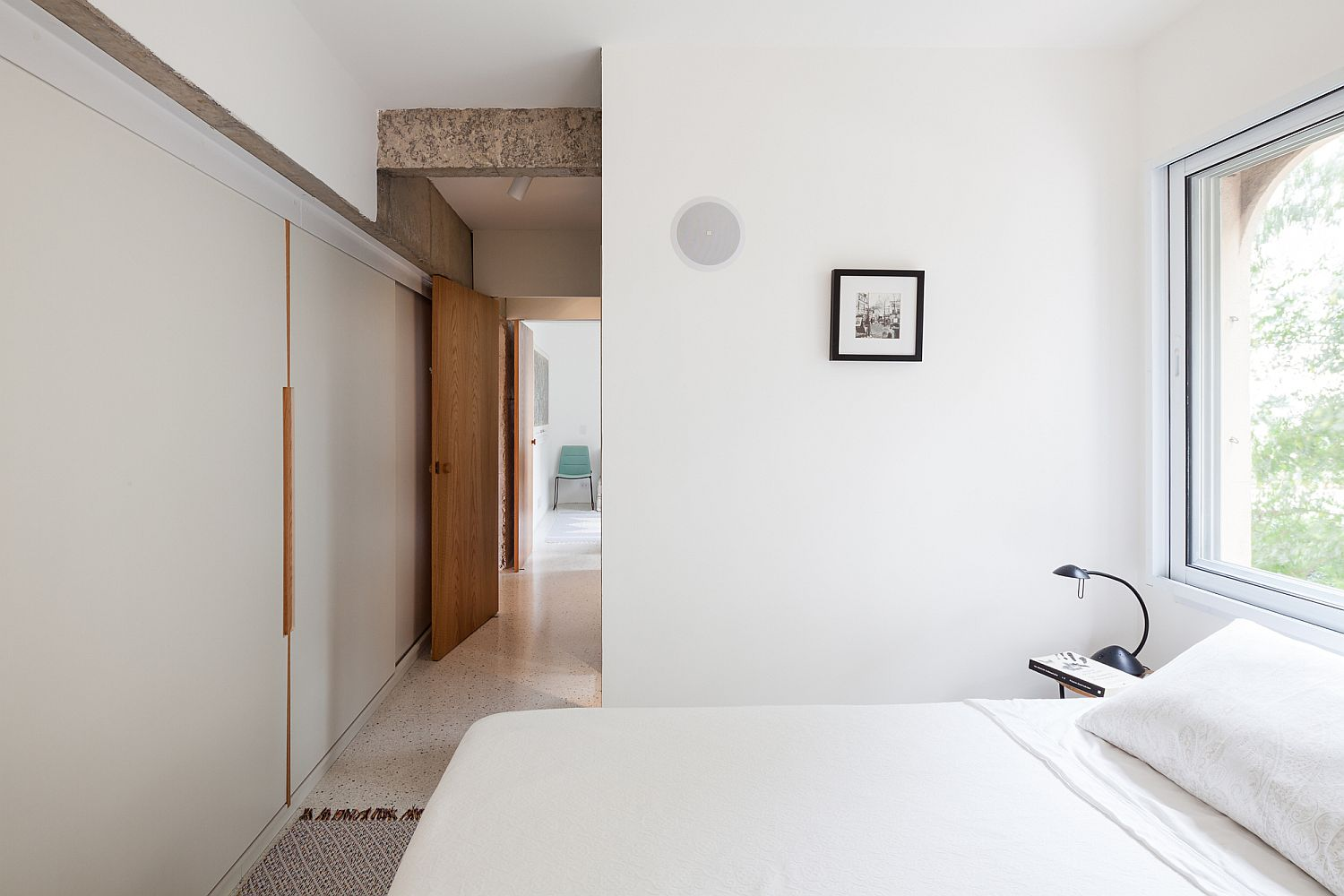 All White Apartment Reimagined Sao Paulo Apartment Filled With Light Is A