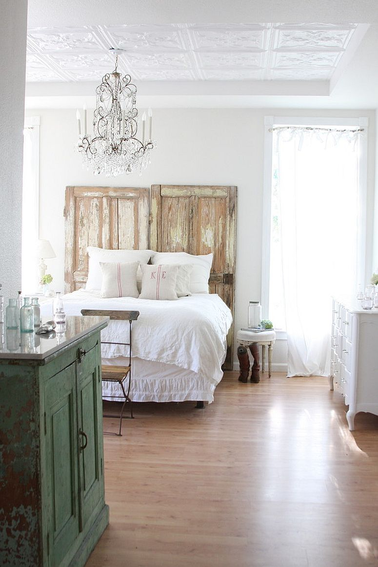 Schlafzimmer Set Shabby Cozy And Contemporary Wood And White Bedrooms To Fall In