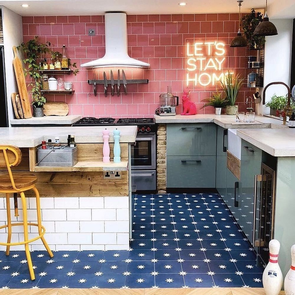 Say It With De Light Brilliant Kitchens With Fabulous Neon Signs