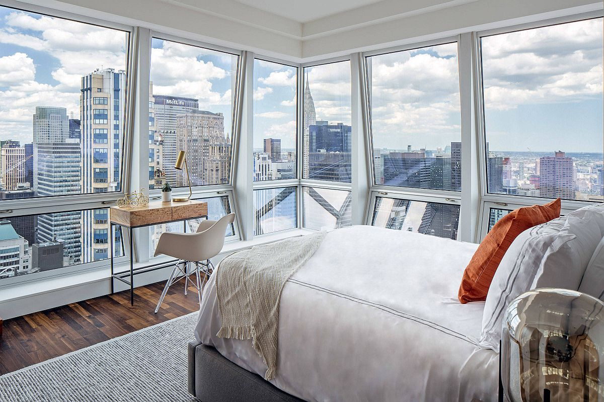 25 Most Beautiful Small Bedrooms In Homes Across New York City