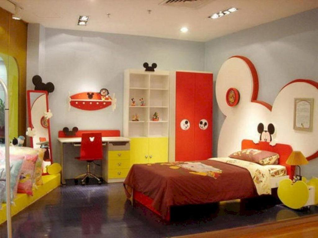 Resourceful Mickey Mouse Kids Rooms That You Can Do In Your Free Time Beautiful Decoratorist