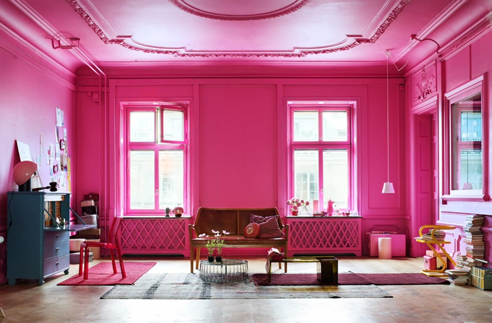 Hottest Fresh Pink Living Rooms That You Need To See Today Trends For 2021 Inspire Design Ideas Decoratorist