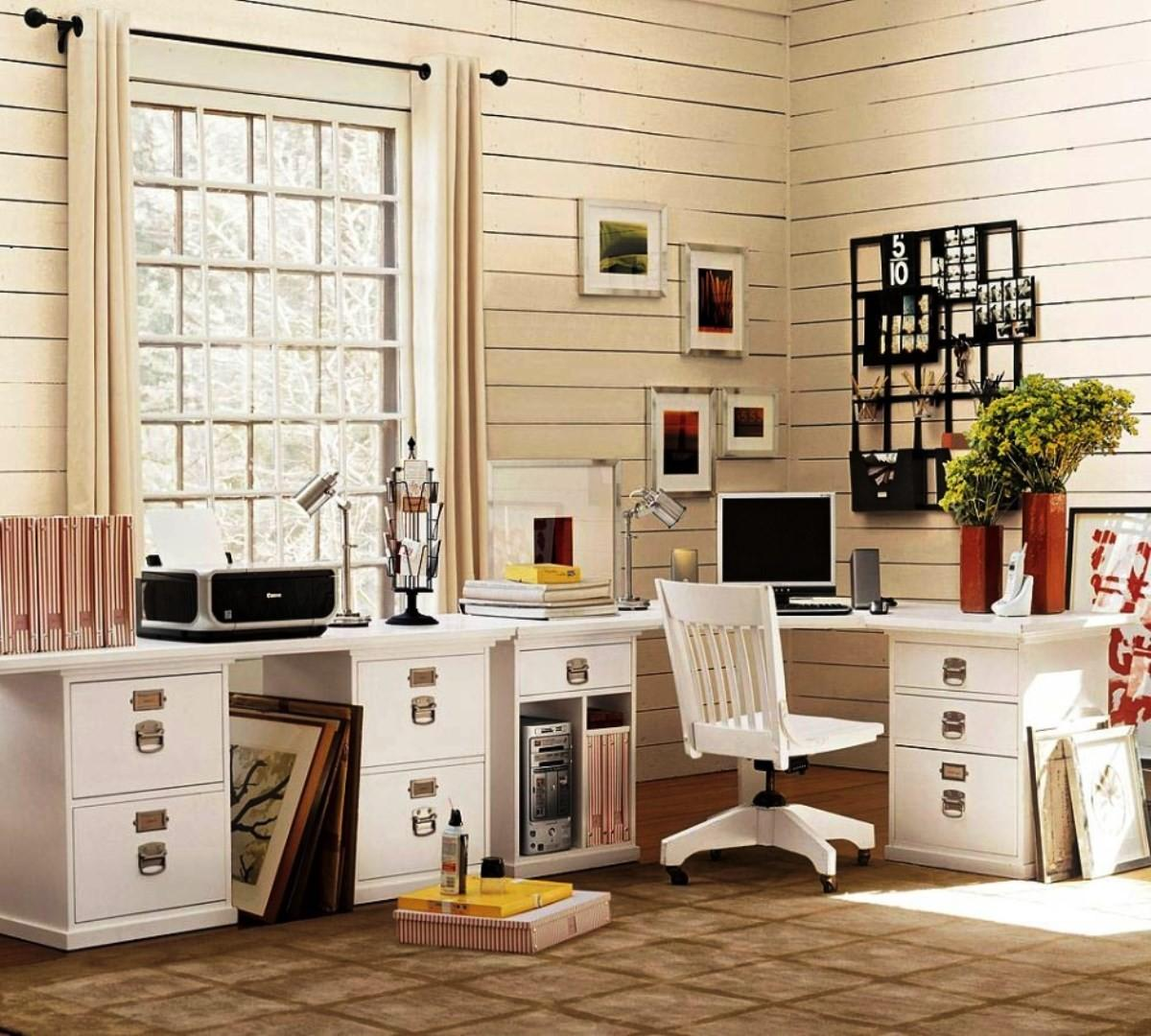 39 Crazy Home Office Corner Decorating Ideas That Everyone Will Be Admired Of Pictures Decoratorist