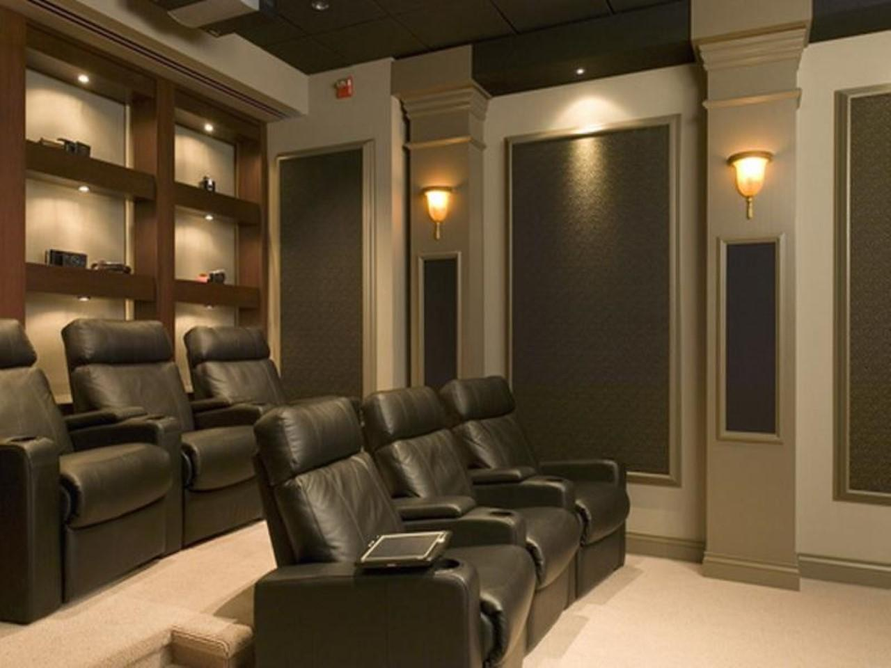 Mind Blowing Comfy Home Theater Seating Ideas That Abound With Simplicity Elegance Incredible Pictures Decoratorist
