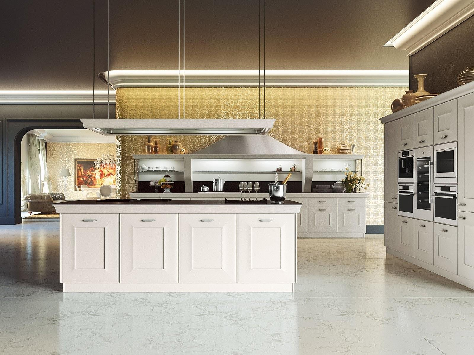 35 Very Awesome Modern Classic Italian Kitchen Snaidero That Will Spice Up Your Bookshelves Trends For 2021 Fantastic Pictures Decoratorist
