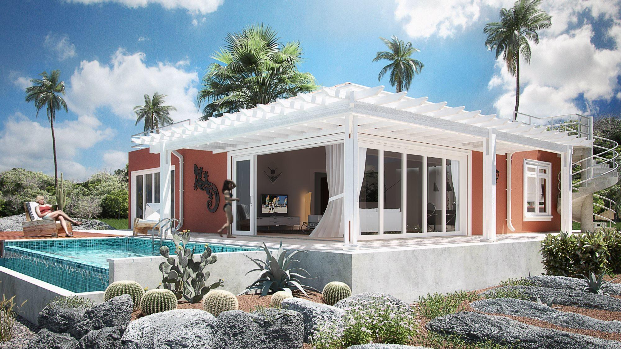15 Extraordinary Small Beach House Tropical Style That Are Just Perfect Tons Of Variety Decoratorist