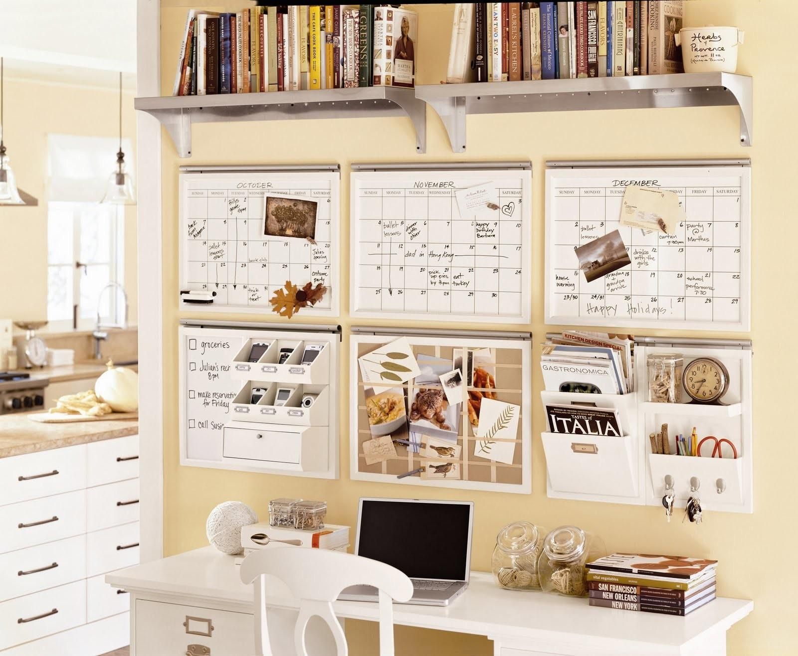 31 Inspiring Desk Organization Ideas That Will Make Big Impact In Your Home Great Photos Decoratorist