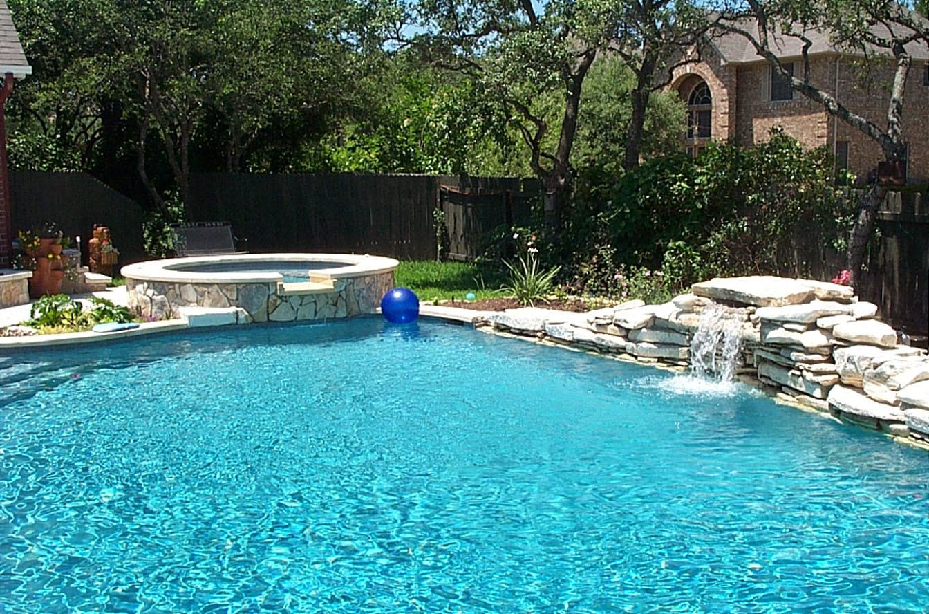 Refreshing Pool Waterfalls Ideas That Will Give You The Much Needed Motivation Photos Decoratorist
