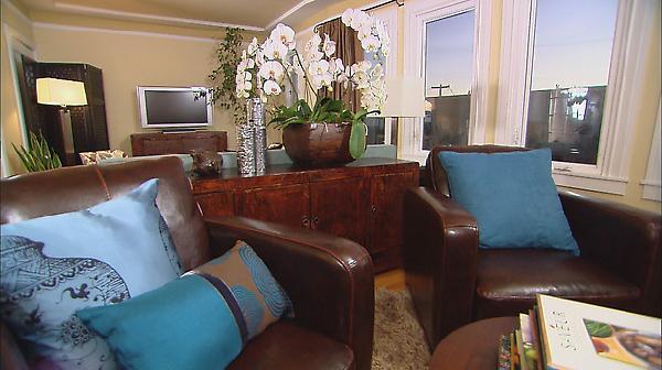 Long Living Room Ideas - Transitional - living room - HGTV - hgtv living room ideas