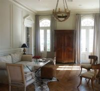 Living Room Armoire - Transitional - living room ...