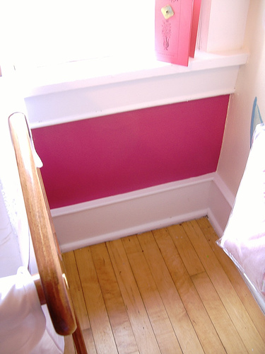 Pin Up Girl Home Wallpaper Hot Pink Paint Color Miscellaneous Sherwin Williams Cerise