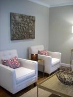 Benjamin Moore Grant Beige Living Room