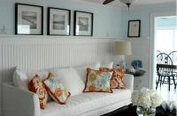 Day 17Add some wainscoting to your home