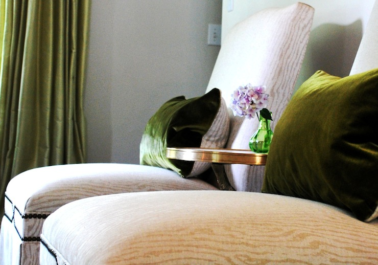 Velvet Sofa Taupe Green Velvet Design Ideas