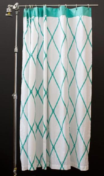 Wall Mounted Storage India Rose - Shop - Ginny Shower Curtain