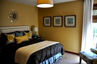 Mustard Yellow Paint Color - Contemporary - bedroom ...
