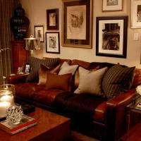 Living-rooms - Mushroom Taupe Sofa - Design, decor, photos ...