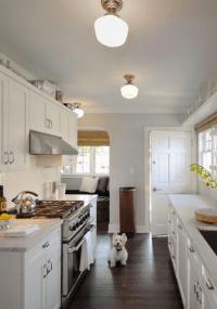 Galley Kitchen Backsplash Design Ideas