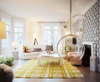 Hanging Bubble Chair - Contemporary - living room - Lonny ...