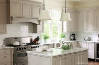 Light Gray Shaker Cabinets Design Ideas