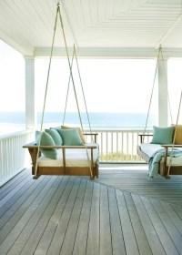 Swinging Sofa - Cottage - porch