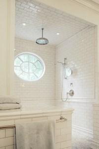 Subway Tile Shower - Transitional - bathroom - Litchfield ...