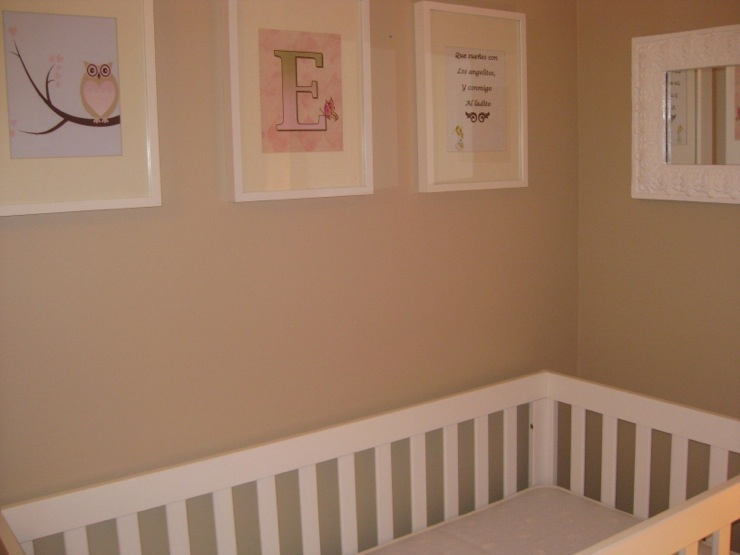 Pale Pink Wallpaper For Girl Nursery Nursery