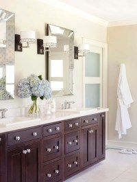 Pottery Barn Bathroom Mirror - Contemporary - bathroom ...