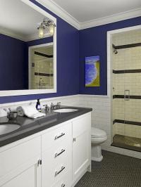 Boys' Bathroom Ideas - Cottage - bathroom - Artistic ...