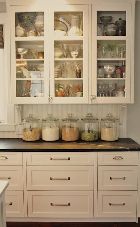 White Dove Cabinets Design Ideas