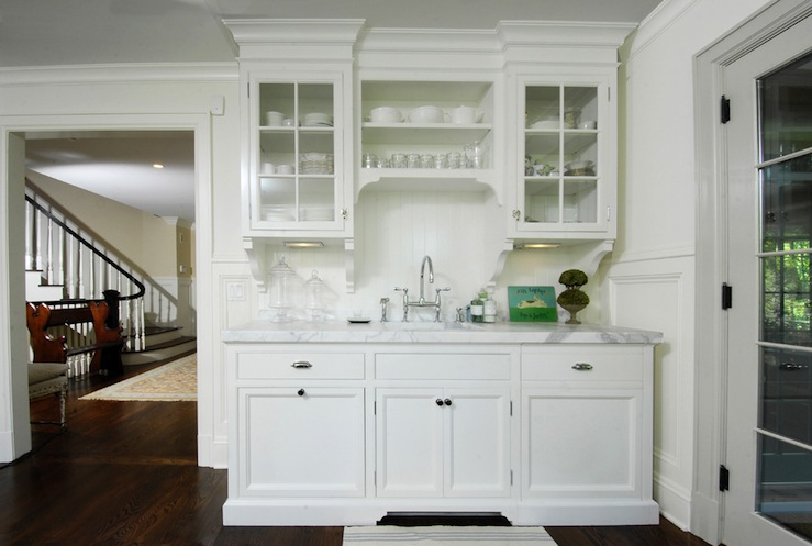Butler39s Pantry Ideas Transitional Kitchen Muse Interiors
