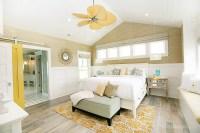 Bedroom Ceiling Fan - Cottage - bedroom - Hiya Papaya