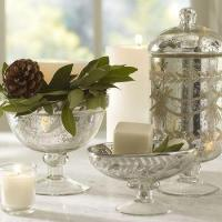 Blue Beach Glass Bath Accessories - Pottery Barn