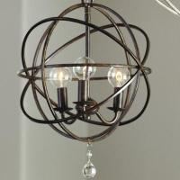 Petite Orb Chandelier - Lighting - Ballard Designs