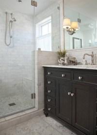Restoration Hardware Bathroom Vanity - Transitional - bathroom