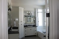 Pottery Barn Bathroom Mirror - Traditional - bathroom ...