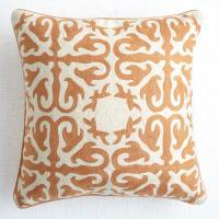 Moroccan Pillow - Deep Saffron - Pillows & Cushions - Wisteria