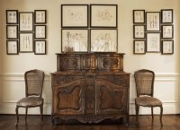 French Buffet Cabinet - French - entrance/foyer - Sherwin ...
