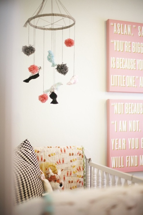 Unique Girl Wallpaper Pink Nursery Art Vintage Nursery On To Baby