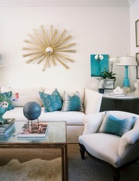 Turquoise Table Lamp Design Ideas