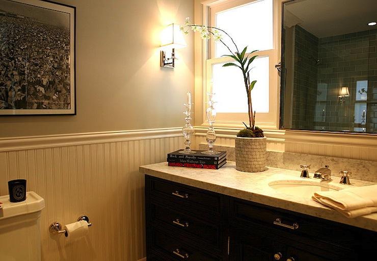 Beadboard Bathroom Walls Design Ideas - beadboard bathroom ideas