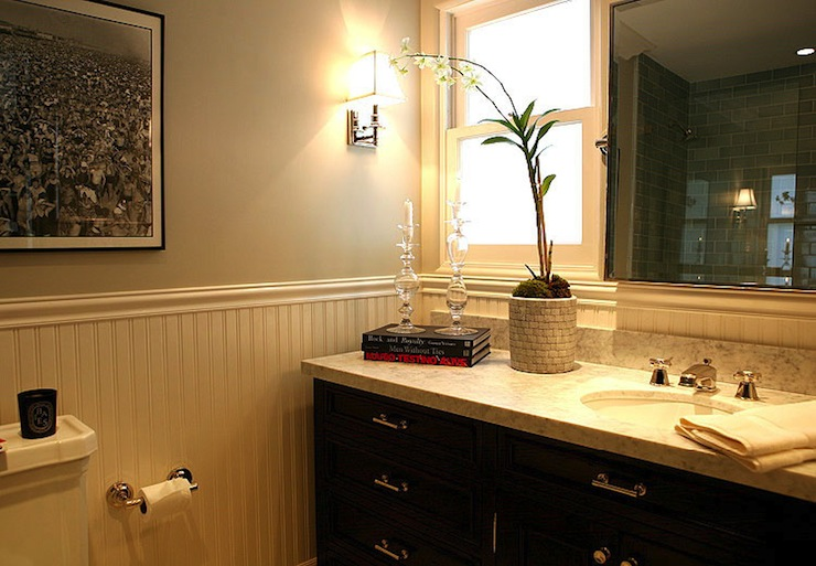 Beadboard Bathroom Beadboard Bathroom Walls Design Ideas