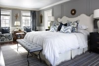 Sarah Richardson Bedrooms - Transitional - bedroom - Para ...