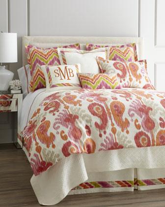 Baby Girl Bedroom Wallpaper Journey Bed Linens Neiman Marcus