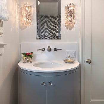 Black And White Marble Wallpaper Half Tile Bathroom Backsplash Design Ideas