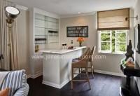 Living Room Bar - Transitional - living room - Jeneration ...
