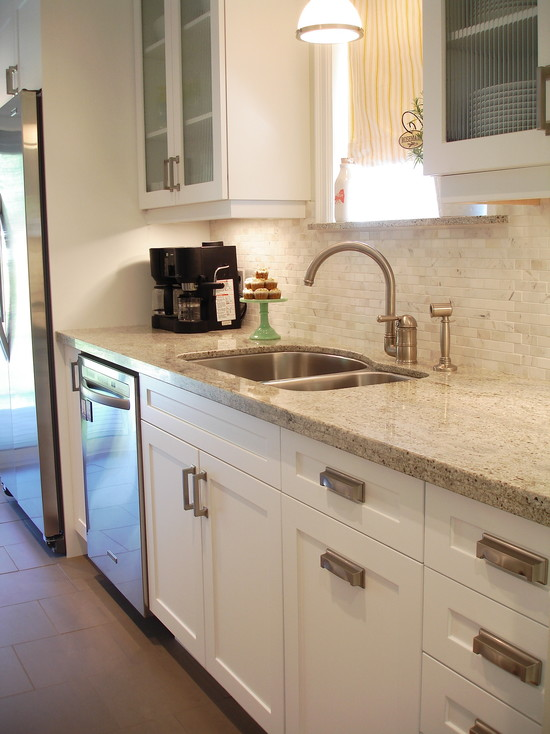 Ramsjo Kitchen Cabinets Kashmir White Granite Design Ideas