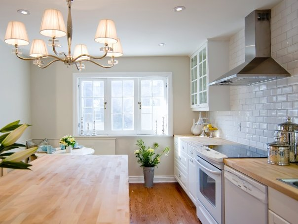 White Kitchen Island With Butcher Block Top White Kitchen Cabinets With Butcher Block Countertops