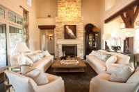 2 Story Living Room - Cottage - living room - Southern Living