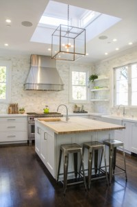 Kitchen Skylight - Transitional - kitchen - Evars and Anderson